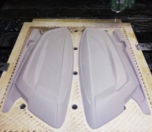cnc machined profiles