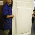 large scale plastic fabrication and vacuum forming