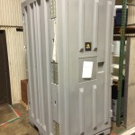 vacuum formed panels for refrigeration industry