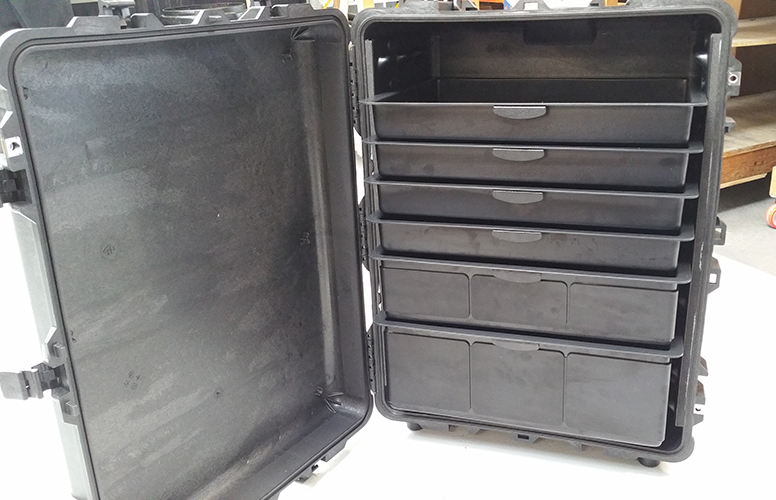 plastic rugged drawer manufacture