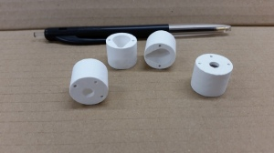 Machined Duratec 750® components