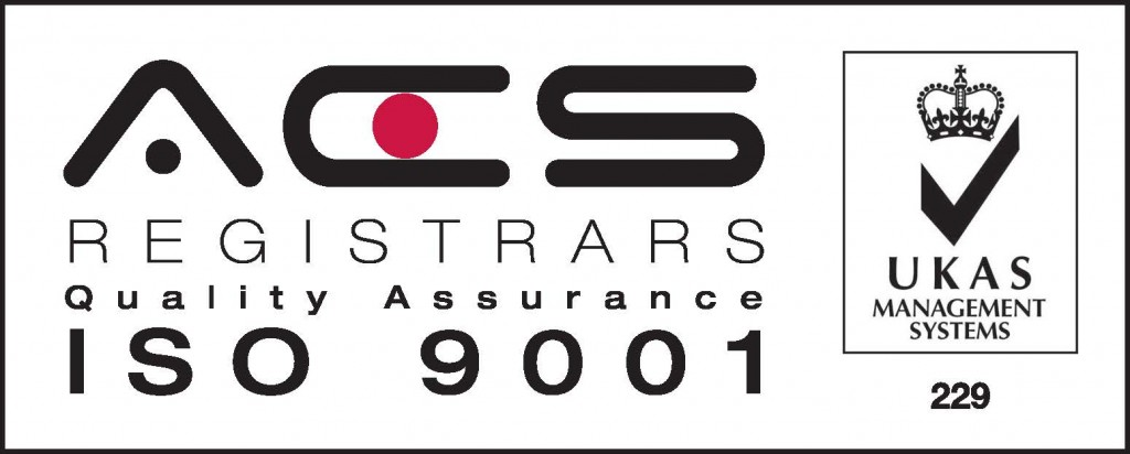 ISO 9001 quality assurance certificated engineers