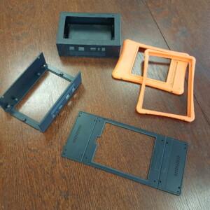 vonaq bespoke electronics enclosure